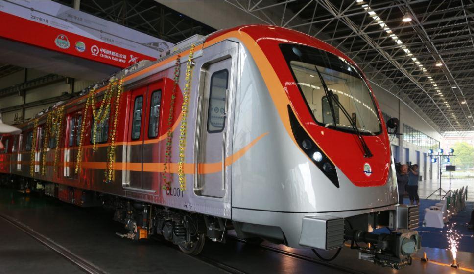 Lahore Orange Line Metro Train Routes Tickets Details