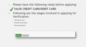 Pak Identity Card Verification Online