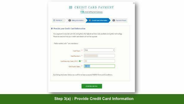 Online Pak Identity Card Verification