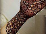 Girl Arabic Hand Henna Designs 2021