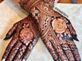 Beautiful Hand Henna Designs 2021