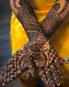 Facebook Hand Mehndi Designs 2021 Images