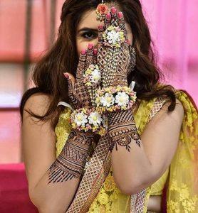 Beautiful Hand Henna Designs 2019