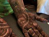 Model Hand Henna Designs 2021