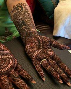 Model Hand Henna Designs 2019