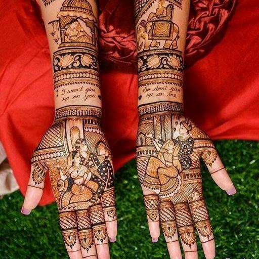 Mehndi Hand Designs 2019 Love Tattoos Pictures