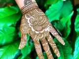 New Fashion Pakistan Hand Henna Designs 2021