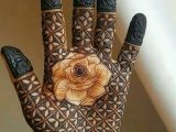 Beautiful Simple Hand Henna Designs 2021