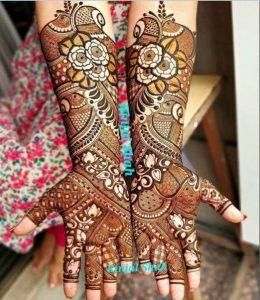 USA Hand Mehndi Designs 2019 for Girls