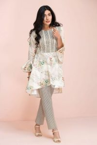 Fancy New Trend Girl Short Kurti Designs 2021