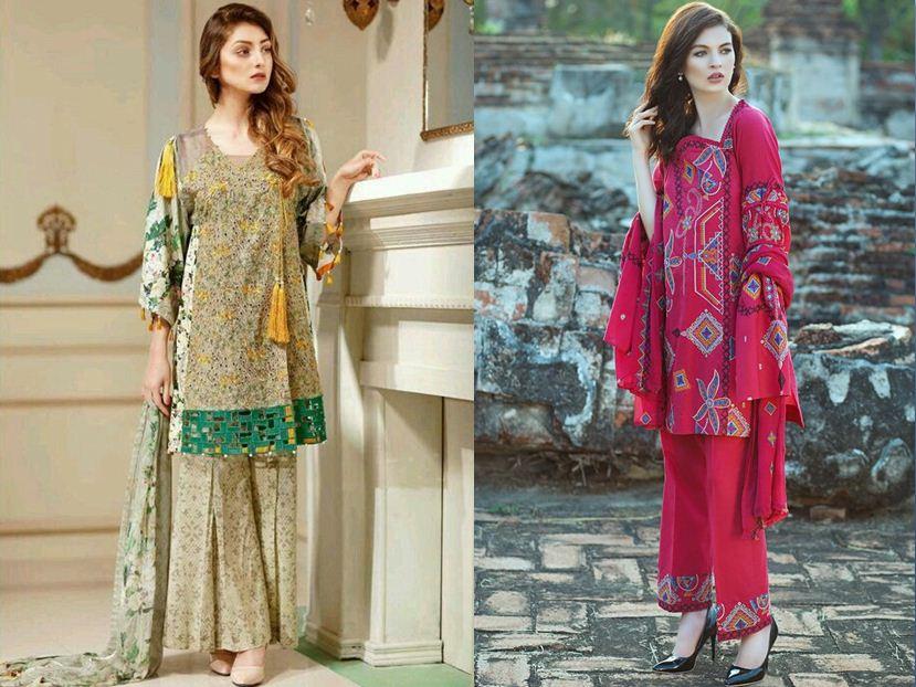 New Eid Fashionable Kurti Styles 2019