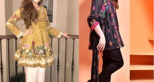 Girl Short Kurti Designs 2021 Eid-ul-Fitr