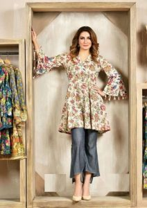 Eid Girl Short Kurti Styles 2020