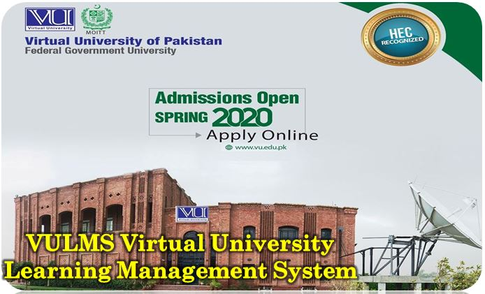 VULMS Virtual University Learning Management System
