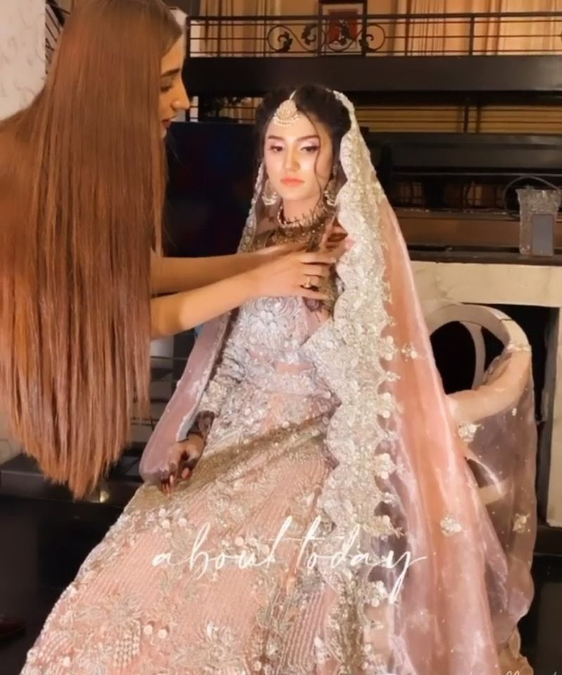 Nimra Ali Bridal Shoot Latest Pictures