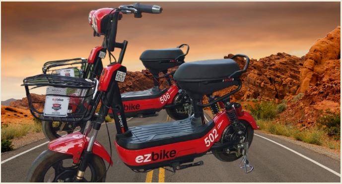Electronic Bike Images EZ Charging Time