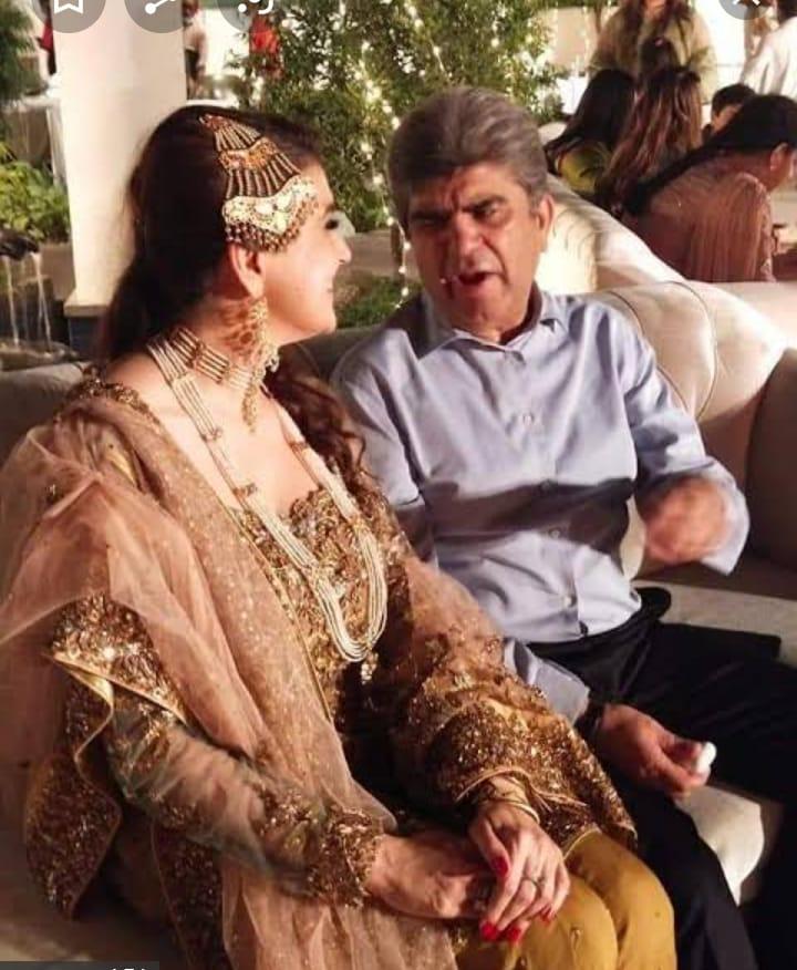 Kashmala Tariq Marriage Pictures Pakistani Lawyer