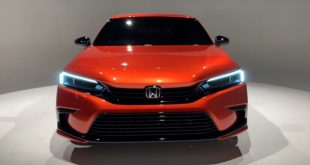 Honda Civic 2022 Model Photoshoot SI