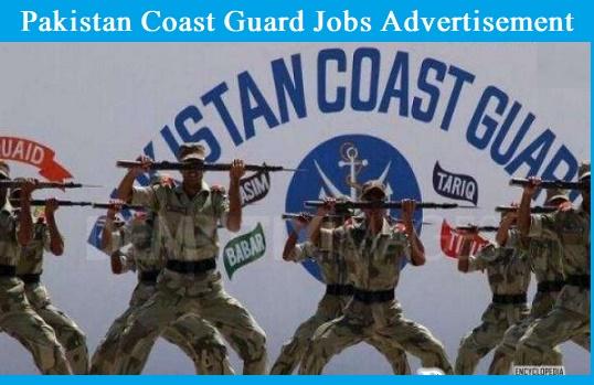 Pakistan Coast Guard Jobs 2021 How to Apply