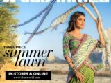 Latest Gul Ahmad Lawn Dresses 2021