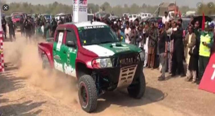 Cholistan Jeep Rally Winner List 2021