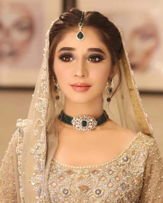 Sidra Niazi Wedding Photos