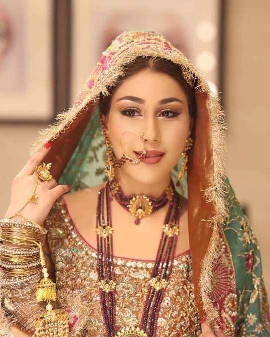 Actor Sidra Niazi Marriage Images
