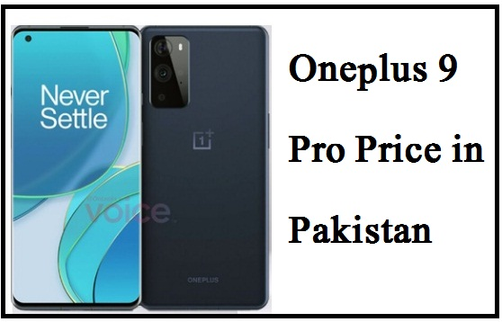 Oneplus 9 Pro Price in Pakistan