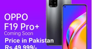 Oppo F19 Price in Pakistan