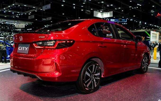 Honda City 7th Generation 2021 New Model