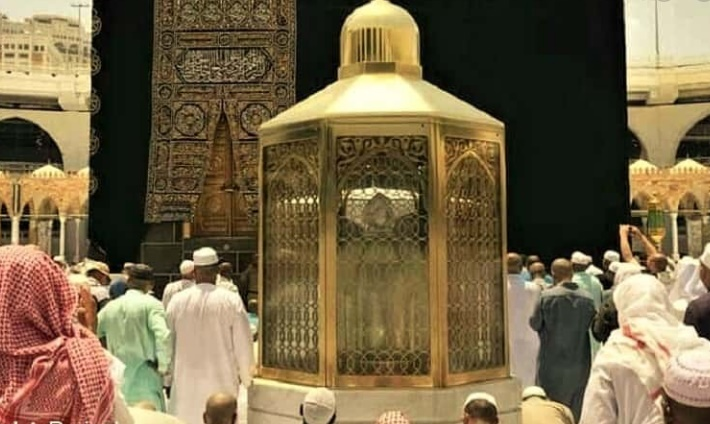 High Resolution Pics of Maqam Ibrahim