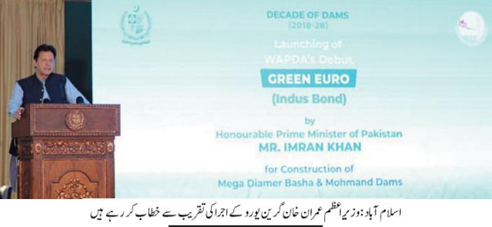 What is Green Euro Bond Pakistan