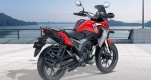 Honda cb200x on road price in Pakistan